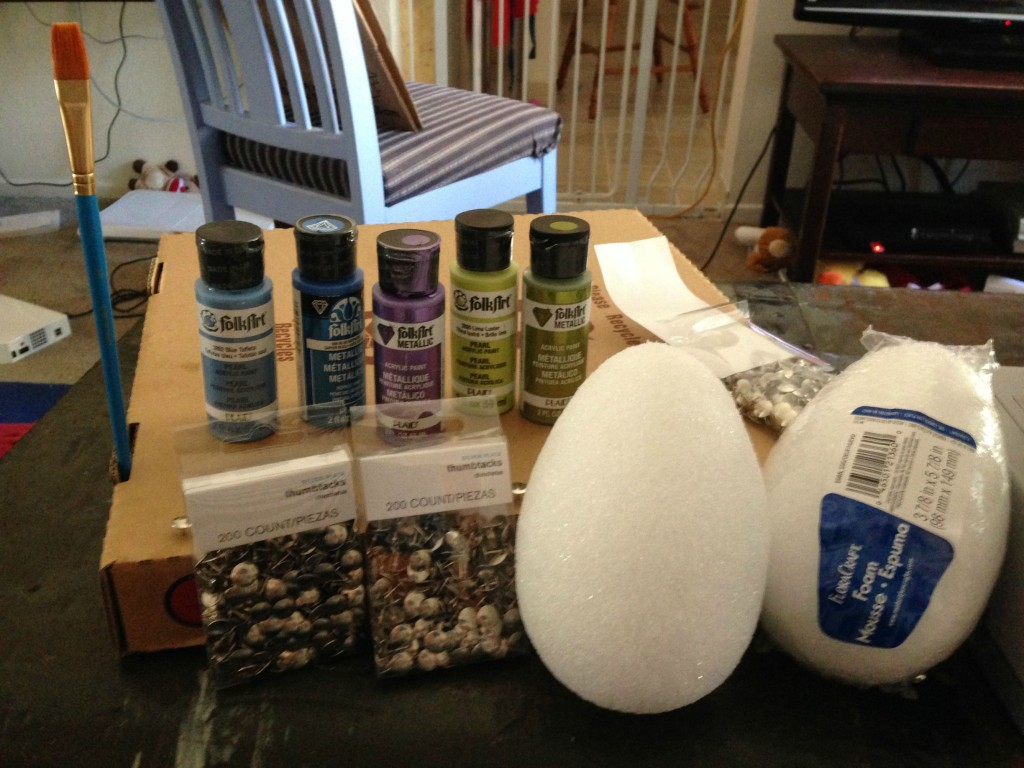 Dragon Egg Supplies